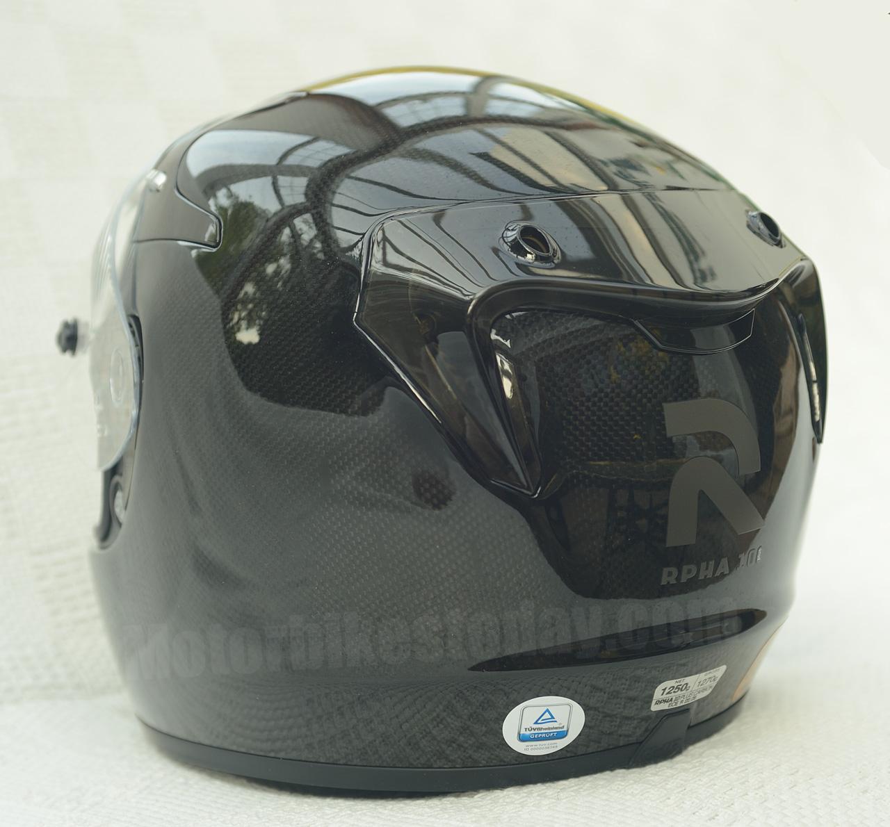 hjc rpha10 carbon helmet. Black Bedroom Furniture Sets. Home Design Ideas
