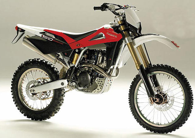 The Husqvarna 510 was first born twenty years ago but Husqvarna started