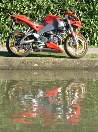 Buell XB12R Firebolt 2004