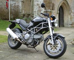 Ducati 620 Monster