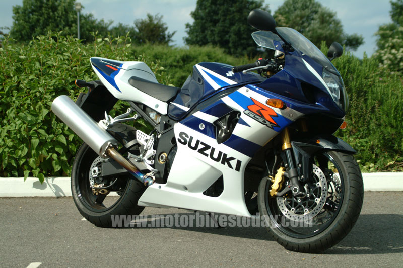Suzuki GSX-R 1000 K4