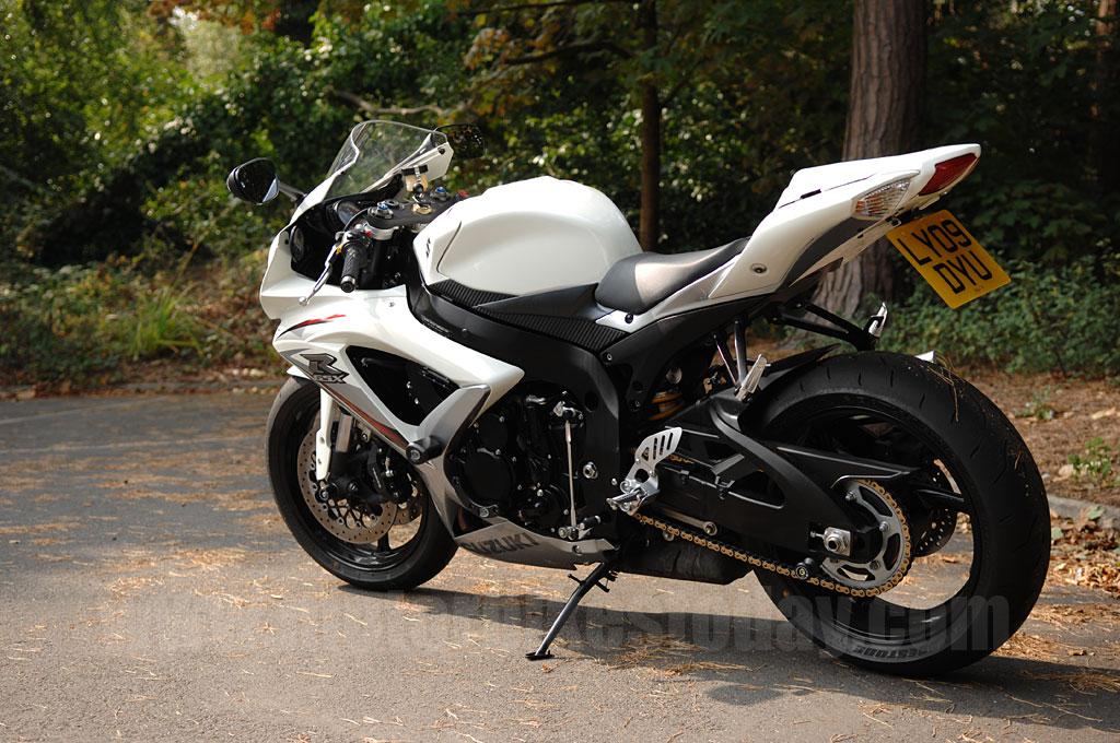 2009 Suzuki GSX-R750